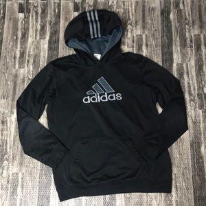 Boys Adidas XL size 18 hoodie sweatshirt
